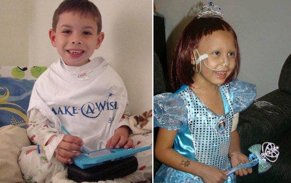 A organização especializada em realizar sonhos de crianças com doenças graves