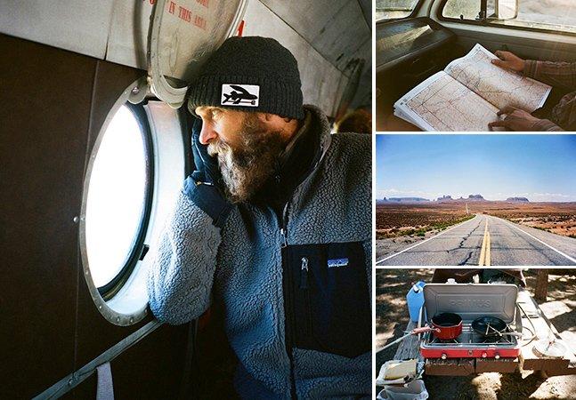 Designer larga emprego para sair pelo mundo em uma van
