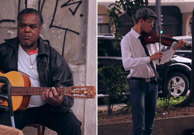 Mini-documentário mostra a vida de artistas de rua da Avenida Paulista