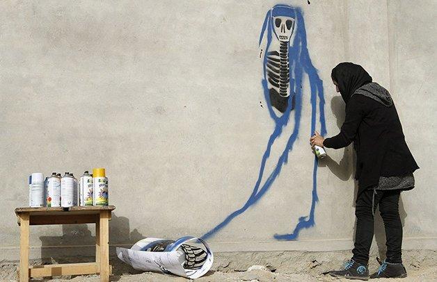 GraffitiAfeganistão11