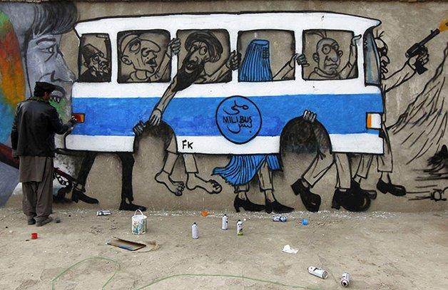 GraffitiAfeganistão2