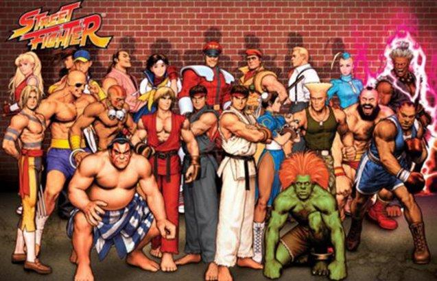 Documentário sobre os 25 anos de Street Fighter disponível no Youtube