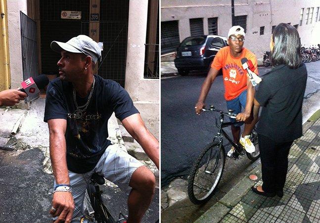ONG empresta bikes pra quem não consegue pagar transporte pra trabalhar