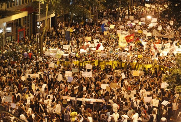 198 medidas pacíficas a serem tomadas para mudar o Brasil