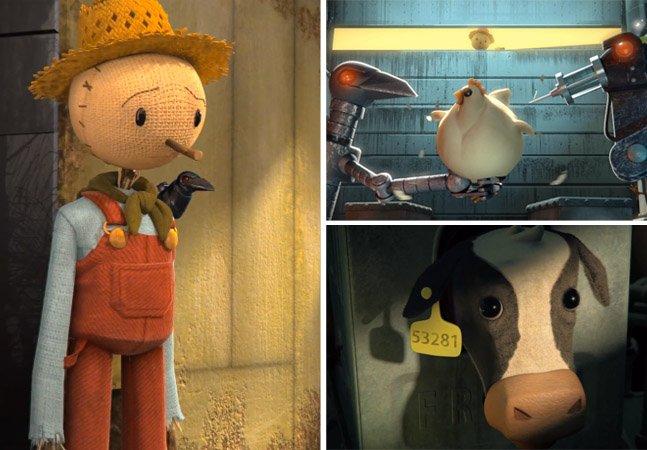 Tocante animação mostra o sinistro mundo da industrialização da comida