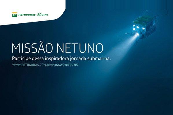Ação convida internautas a enviarem suas mensagens para uma cápsula do tempo a 2 mil metros de profundidade
