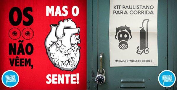 Só de morar em São Paulo, você já fuma 1460 cigarros por ano