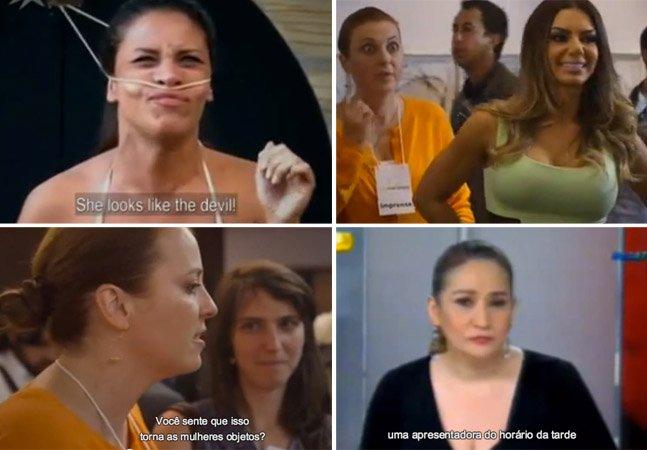 Como os estrangeiros enxergam a TV brasileira