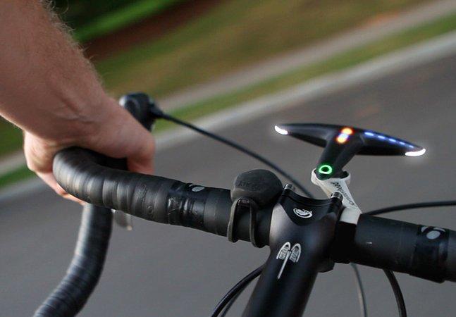 GPS inovador promete mudar a realidade dos ciclistas