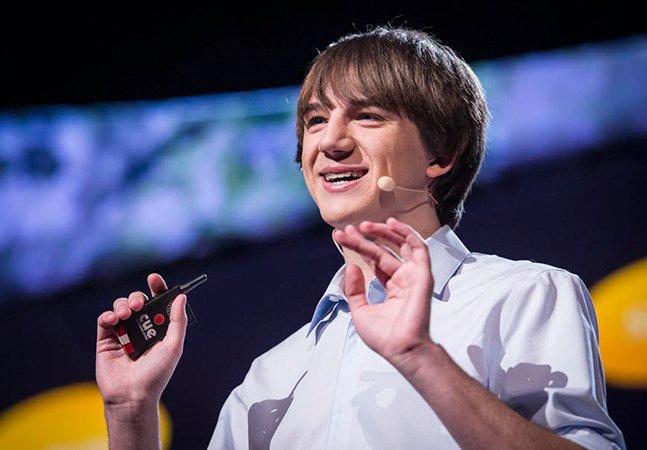 Com 15 anos, garoto cria teste que detecta cânceres em 5 minutos