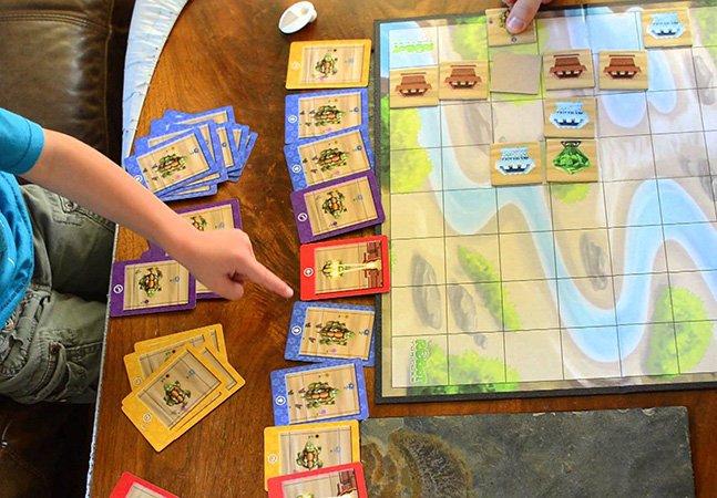 Jogo ensina programação para crianças de 3 anos aprenderem brincando