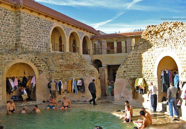 A incrível sauna romana que tem 2 mil anos e ainda funciona