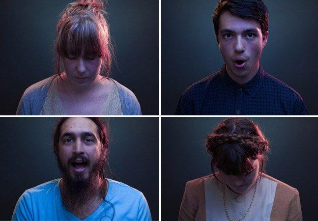 Artistas usam 4000 fotos pra criar um stop motion que vai te hipnotizar