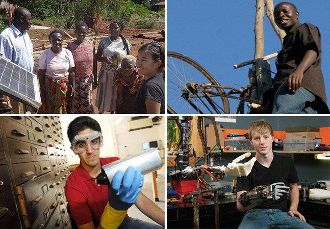 Conheça 9 incríveis adolescentes inventores de tecnologias limpas