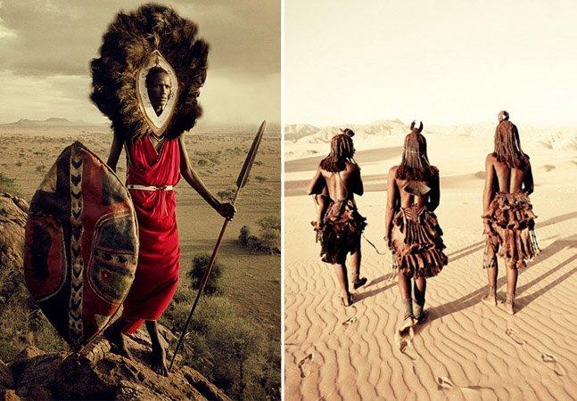 Fotógrafo registra tribos e comunidades remotas prestes a se extinguir