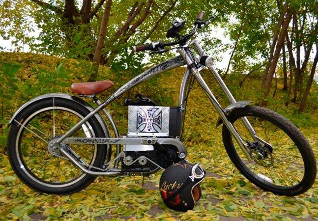 Conheça a bicicleta elétrica que atinge até 80km/h