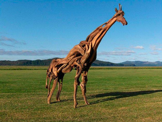 DriftwoodSculptures7