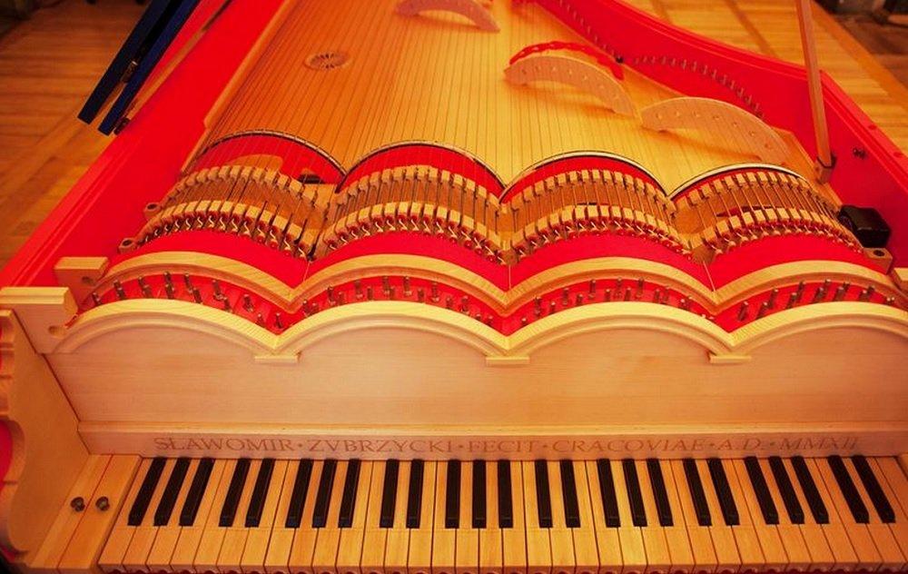 Instrumento musical projetado por da Vinci é criado 500 anos depois