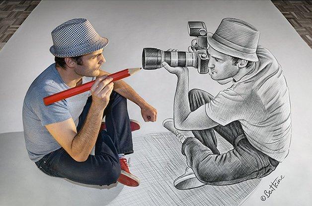 PencilvsCamera12