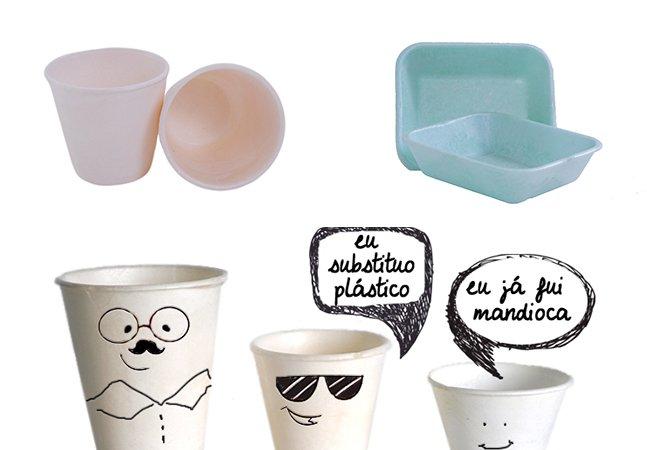 Empresa brasileira inova e cria plástico sustentável feito de mandioca