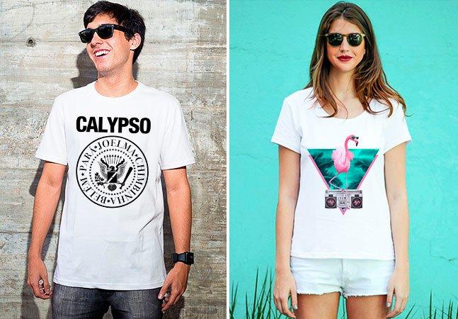 Quantas ideias de camiseta você já teve?