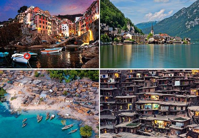 Conheça 12 vilarejos fantásticos espalhados pelo mundo