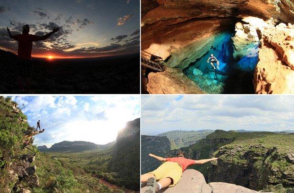 Acompanhe a jornada do Hypeness pelas trilhas e cachoeiras da Chapada Diamantina #guiacanon