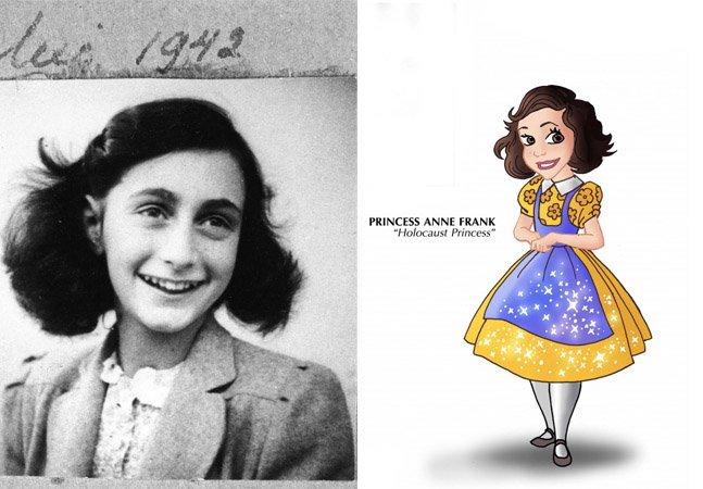 Artista transforma grandes mulheres em princesas da Disney