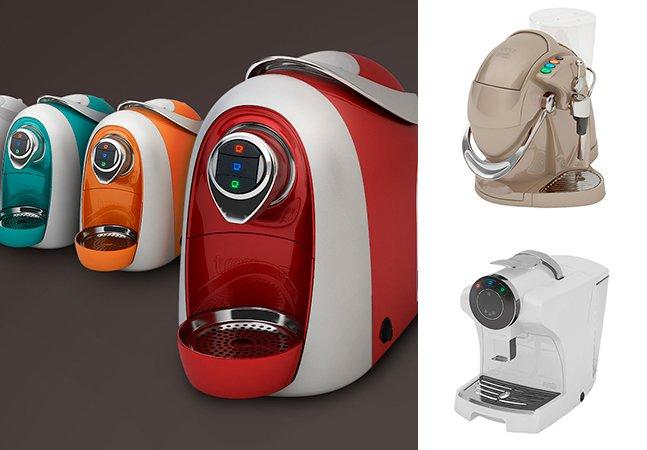 Marca lança linha estilosa de máquinas multibebidas para todas as ocasiões