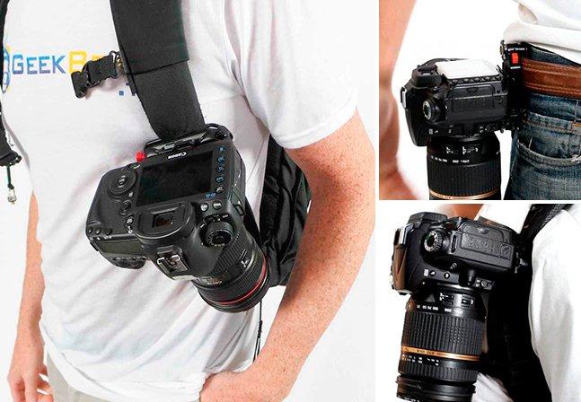 Designer cria suporte simples e inovador pra câmeras e fatura mais de U$800 mil
