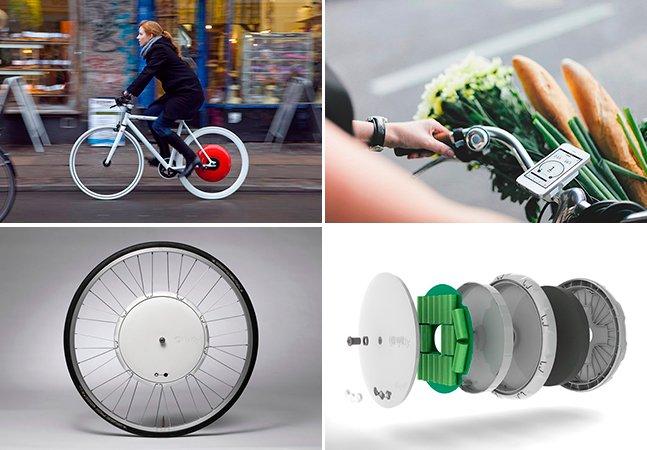 Conheça bicicletas inteligentes que prometem facilitar a vida dos ciclistas