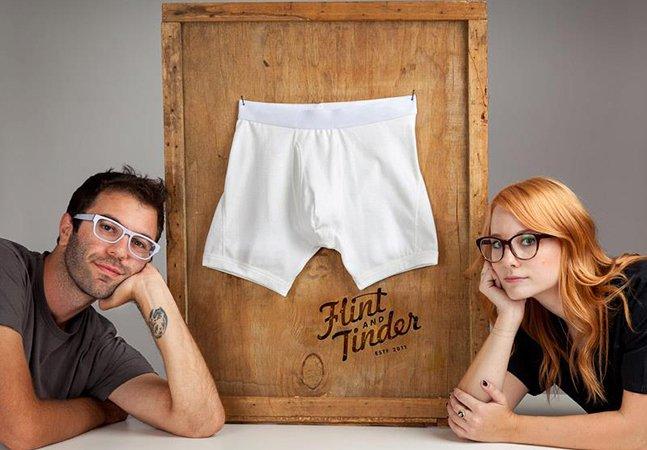 Designer arrecada U$290mil pra produzir cuecas de qualidade com crowdfunding