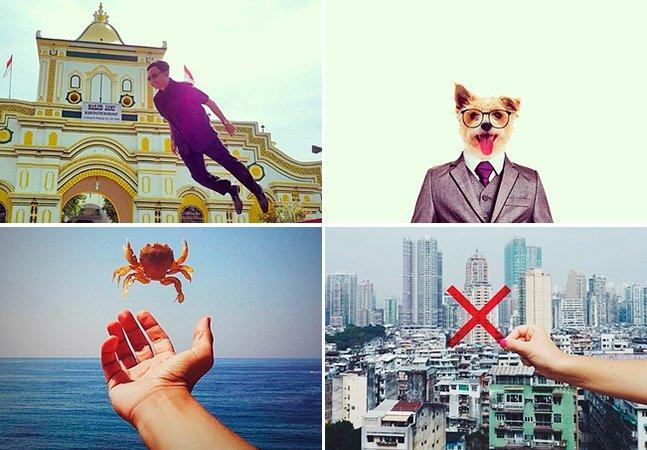 As 21 contas de Instagram mais criativas de 2013