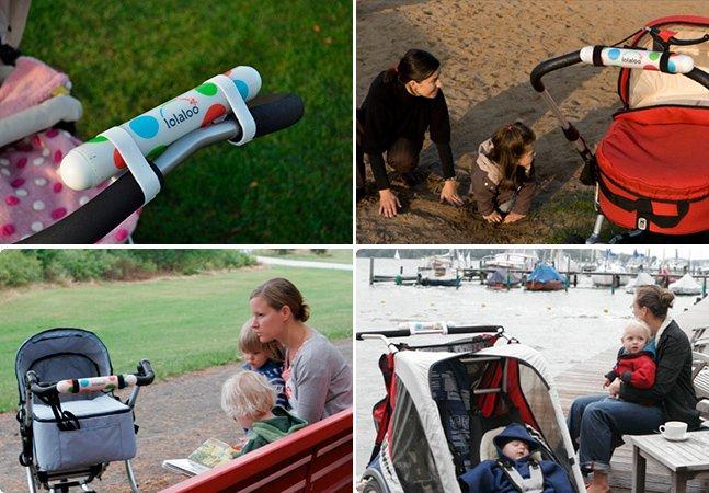 Produto inovador deixa seu bebê mais tranquilo em qualquer lugar