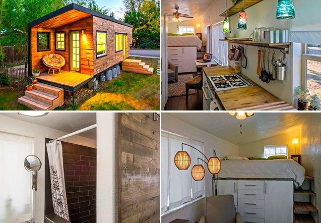 Arquiteta se livra de altos custos e constrói casa bela e sustentável