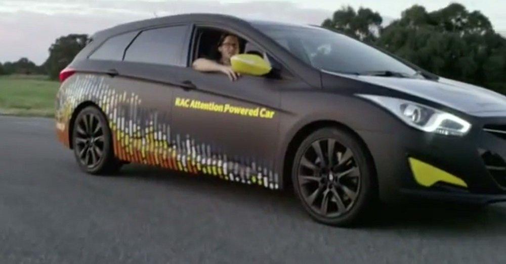 Dispositivo detecta distração do motorista e diminui a velocidade do carro