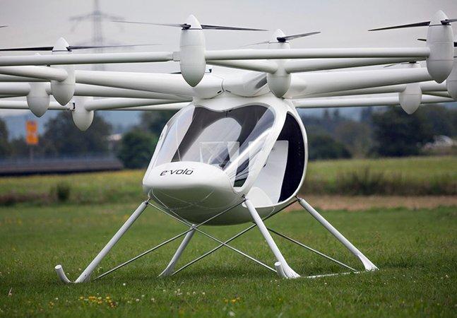 Conheça o primeiro helicóptero elétrico do mundo