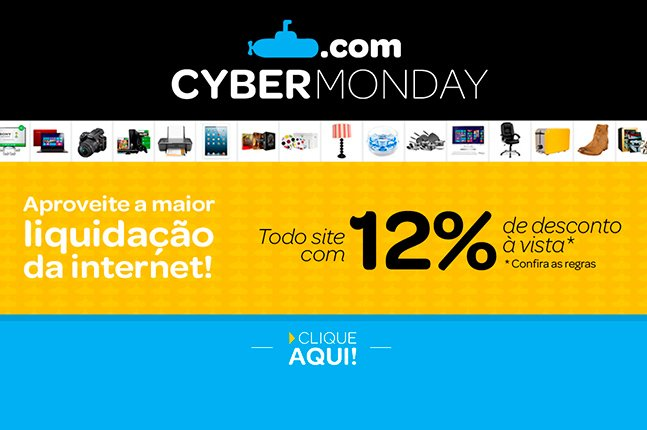 Cyber Monday: as ofertas da Black Friday continuam hoje