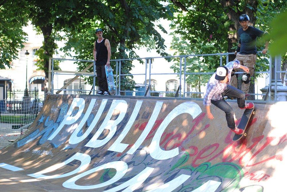 App brasileiro reúne os melhores lugares pra andar de skate na cidade