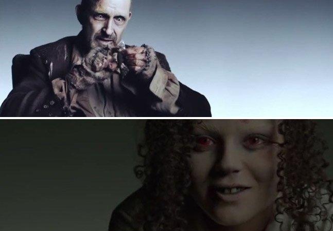 Campanha brasileira usa zumbis para alertar sobre o crack