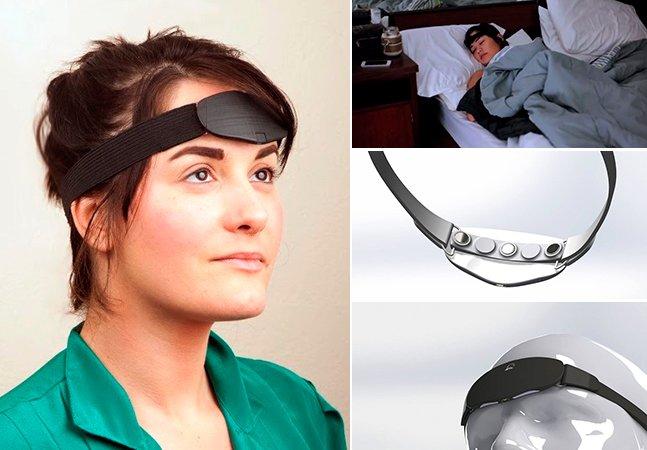 Gadget inovador permite que pessoas controlem seus sonhos