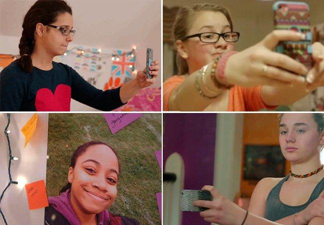 Dove acerta de novo e usa a moda dos selfies pra mostrar que as mulheres são mais bonitas do que pensam