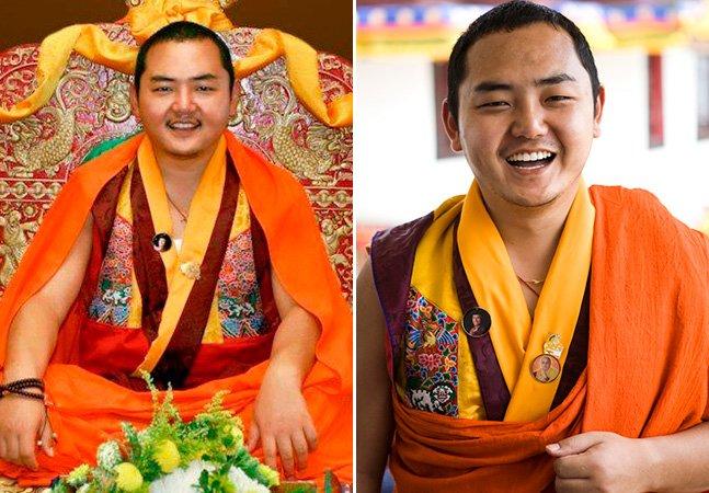 O mestre que está trazendo um ponto de vista jovem para os tradicionais ensinamentos budistas