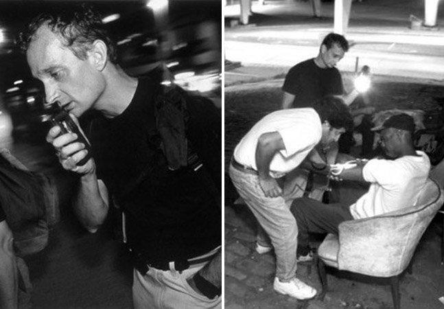 Há mais de 20 anos esse médico se veste de mendigo para tratar moradores de rua de graça