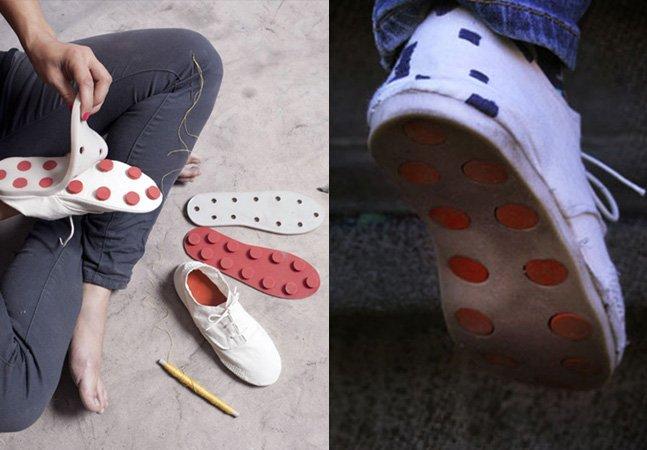 Jogar fora, jamais – conheça o sapato inovador que pode ser consertado e customizado pelo dono