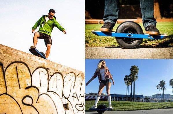 Conheça o skate elétrico de uma roda só que vai revolucionar a experiência dos apaixonados por aventura