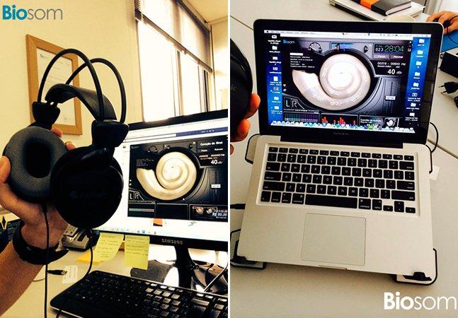 Conheça o software revolucionário que trata o zumbido no ouvido, monitora e recupera a audição