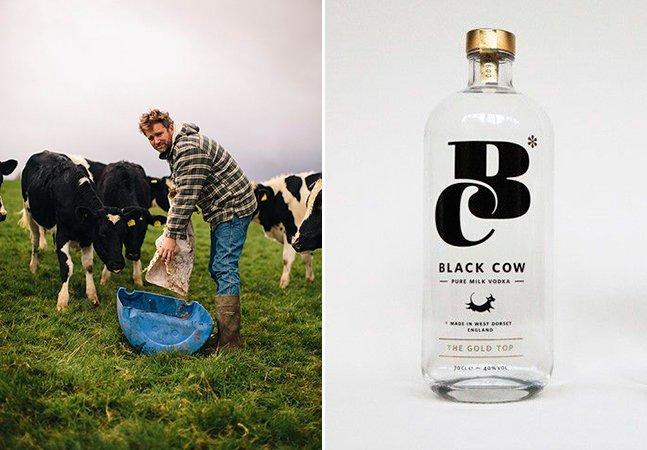 Conheça a primeira vodka do mundo feita com leite, e que promete não dar ressaca