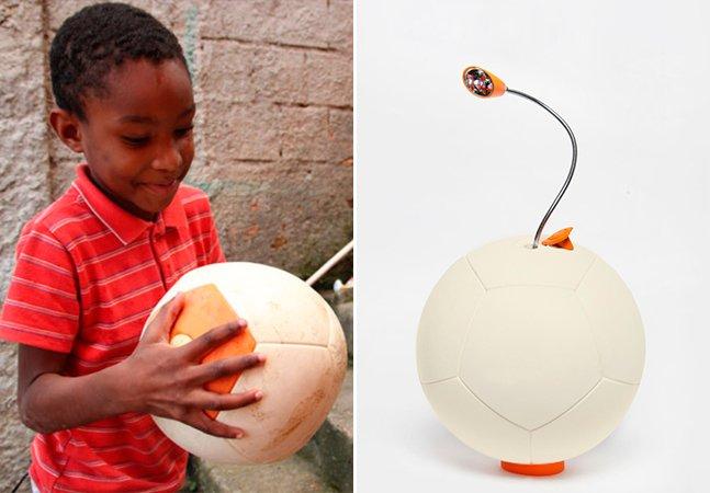 Entenda porque essa bola de futebol conseguiu arrecadar US$ 92mil no Kickstarter