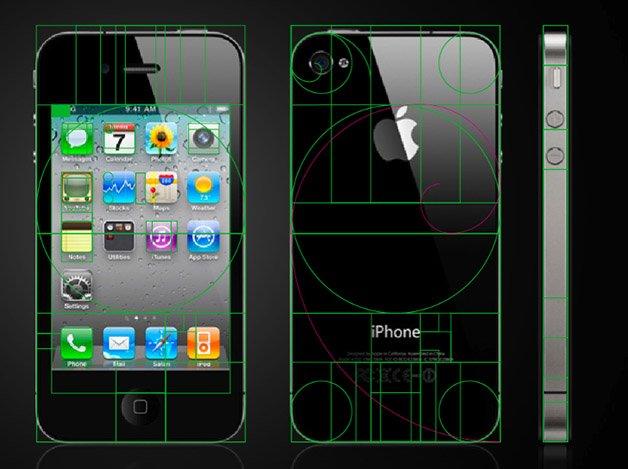 iphone-razao-aurea